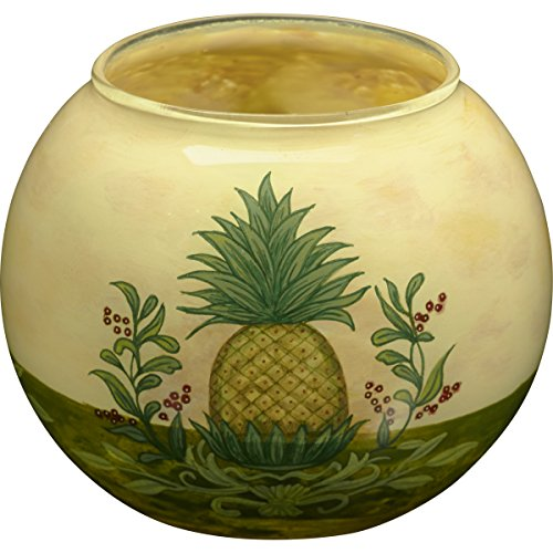 Pineapple Votive - Ne'Qwa Welcome Pineapple Votive Holder