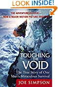 #9: Touching the Void: The True Story of One Man's Miraculous Survival