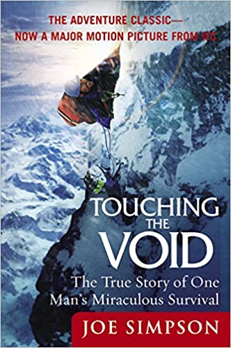 Image result for touching the void book