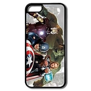 Nerd Marvels Avengers IPhone 5c Hard Plastic Case Covers Scratch Resistant