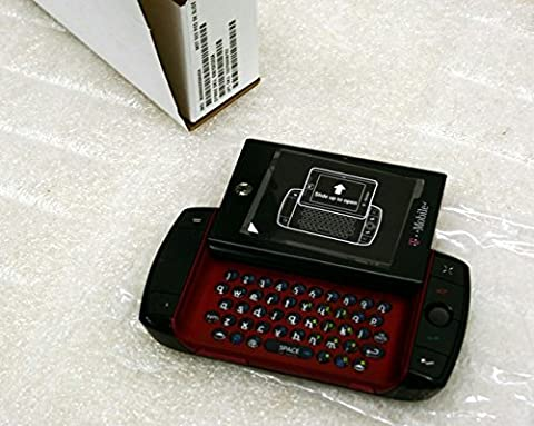 Sidekick Slide Red Scarlet Edition Q700 HipTop by Motorola unlocked for Calls & Texting only