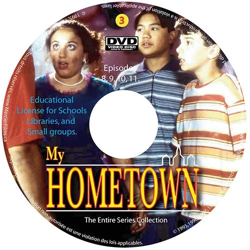 My Hometown - Disc 3 (Schools, Libraries, small groups license (non-profit) (Best For Profit Schools)