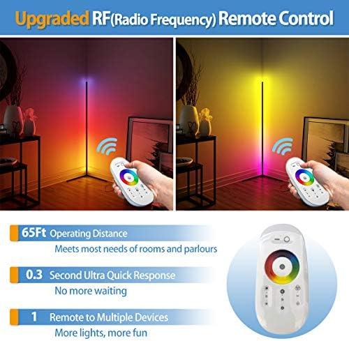 RGB Colorful Corner Floor Lamp