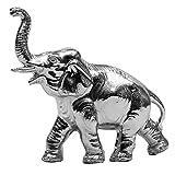 CPW (TM) Chrome Elephant Hood Ornament Peterbilt Freightliner Kenworth