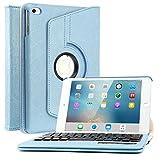 Best Boriyuan Ipad Cases Skins - BoriYuan iPad Mini 4 Keyboard Case - Detachable Review
