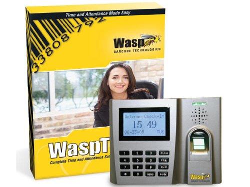 Wasp Tech Unitech 633808550592 B2000 Wasp Time V7 Biometr...