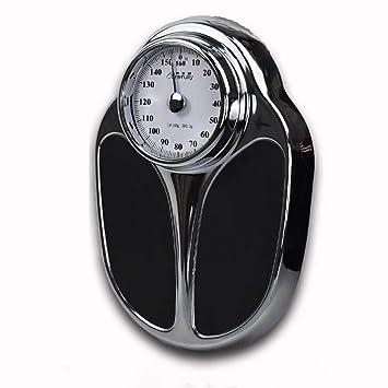 Amazon.com: Báscula de peso corporal mecánica Koovin ...