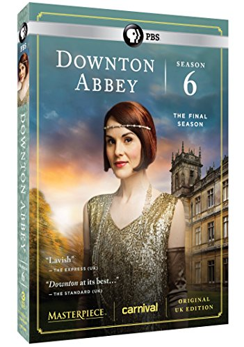 downton abbey christmas special 2016 streaming