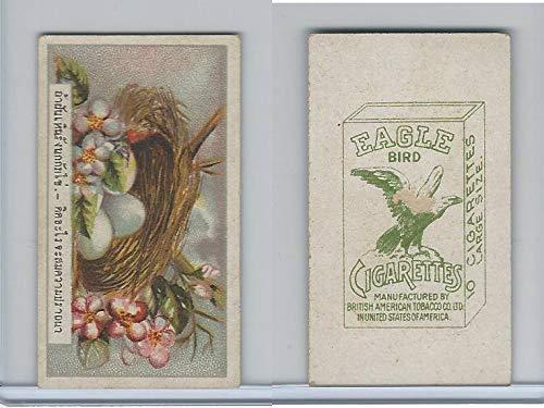 igarettes, Animals & Birds, 1912, 22 Nest, Eggs ()