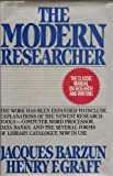 The Modern Researcher, Barzun, Jacques and Graff, Henry F., 0151614792