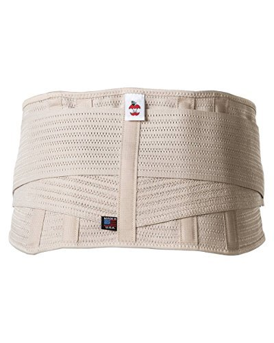 Ventilated Elastic Back Support Belt by Core Products (Elastic Ventilated Belt Core)