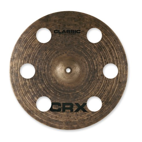 CRX Cymbals CL-ST20 Classic Series 20-Inch Stacker Cymbal