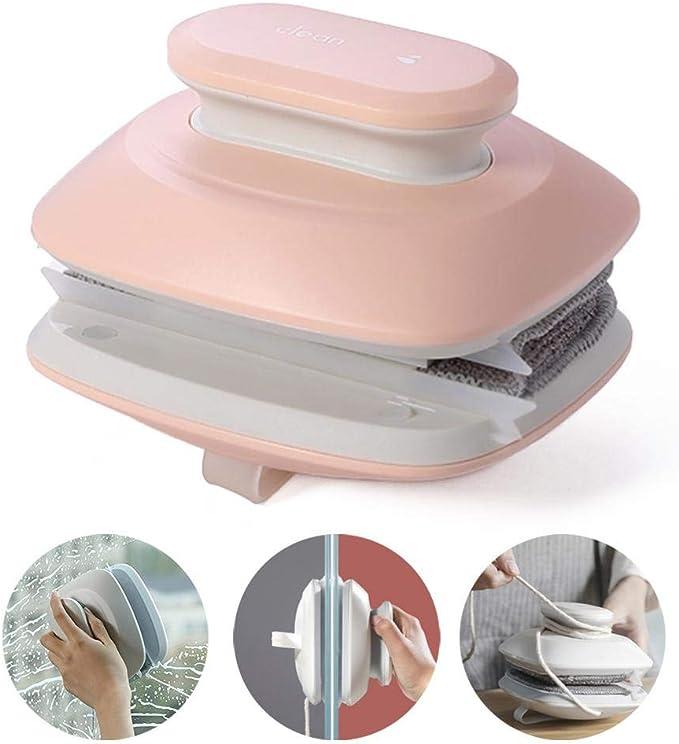 Teepao - Cepillo magnético de Doble Cara para limpiacristales de ...
