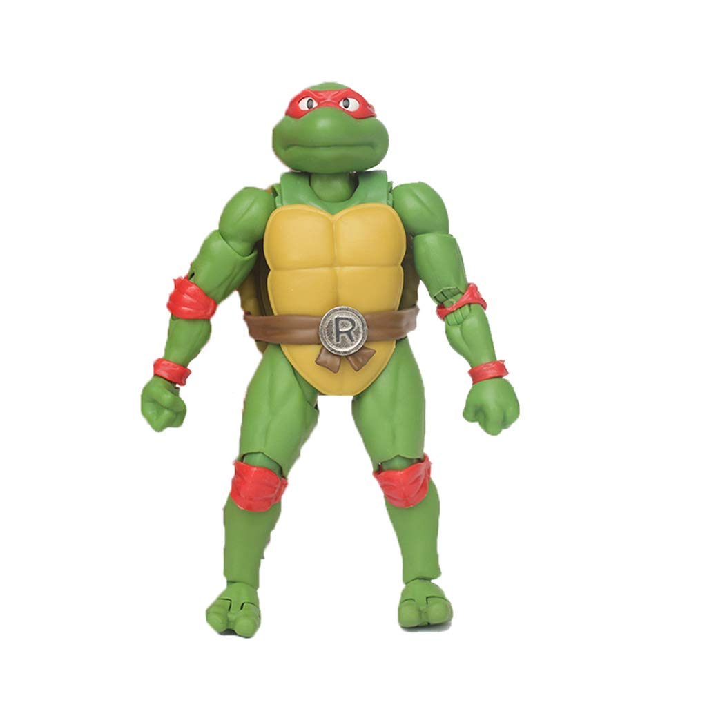 LULUDP Anime-Modell Anime Modell Charakter Ninja Turtles Donatello Mit Ersatzteilen Kunstsammlung Souvenir Auto Dekoration PVC Modell B07NRGJLP1   Sale Düsseldorf