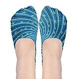 XYMNZGS Fancy Womens Socks American Wrestling No Show Socks Men Ankle Socks Low Cut For Walking