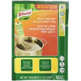 Knorr Gravy Mix Au Jus 3.7 oz, Pack of 12