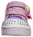 Skechers Kids Girls' TWI-Lites-Lil Fairy Wishes