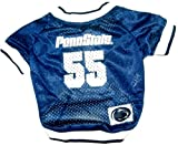 NCAA Dog Jersey, Small, Penn State University Nittany Lions