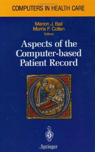Aspects of the Computer-based Patient Record (Computers in Health Care)