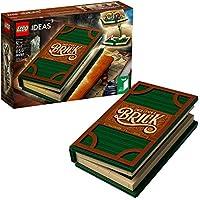 LEGO Ideas 21315 Pop-up Book Building Kit , New 2019 (859...