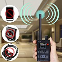 Glorrt Anti-Spy wireless Amplification Detector Bug Hidden Signal Detector Gadgets G318