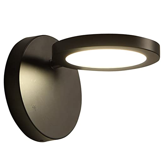 Wall Mounted Bedside Lamp Bedroom Living Room Led Reading Lamp