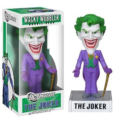 Funko Joker Wacky Wobbler: Funko Wacky Wobbler:: Toys & Games