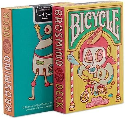 Brosmind bicicletas Naipes: Amazon.es: Bebé