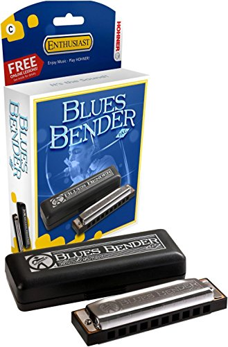 - Hohner BBBX-A Harmonica, Key of A