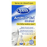 Optrex ActiMist 2-in-1 Eye Spray for Itchy Plus Watery Eyes - 10 ml