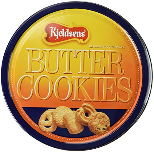 (Kjeldsens Danish Butter Cookies)