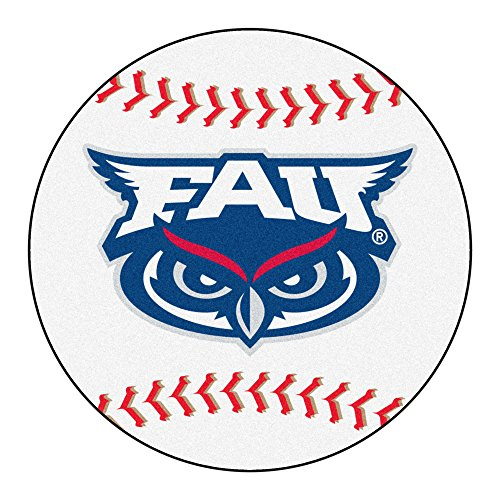 Florida Atlantic University Baseball Rug ()