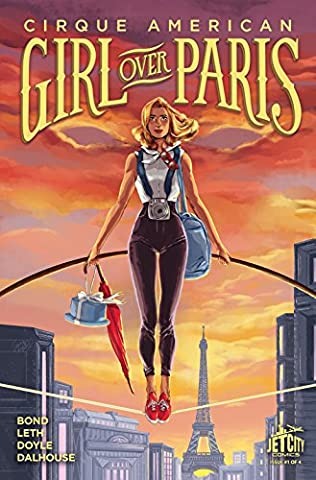 book cover of Girl Over Paris