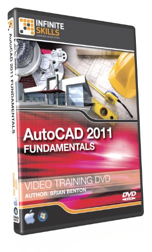 Beginners AutoCAD 2011 Training DVD - Video