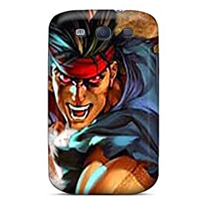 Fashionable ZmjfmoL849vRbBI Galaxy S3 Case Cover For Ryu Street Fighter Protective Case