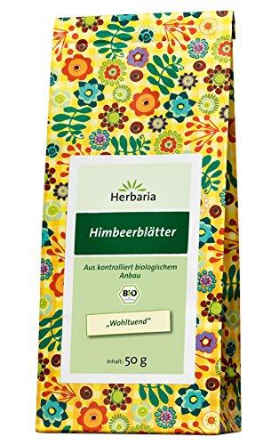 Herbaria Himbeerblätter ,2er Pack