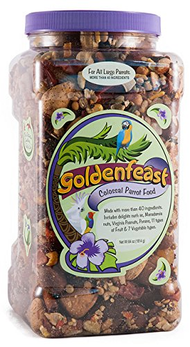 Goldenfeast Colossal Parrot Food 57 oz