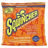 Sqwincher - Powder Concentrate Electrolyte Drink Package Orange 23.83Oz Packet 32/Carton ''Product Category: Breakroom And Janitorial/Beverages & Snack Foods''