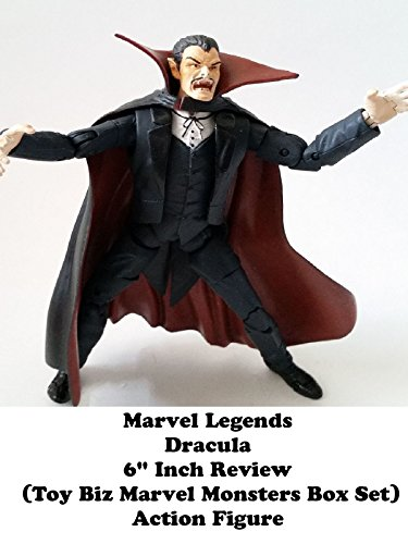 Review: Marvel Legends Dracula 6