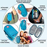 PracMedic Bags Epipen Carrying Case- Holds Epi