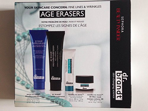 Sephora Beauty Insider Dr. Brandt Age Erasers Gift Box