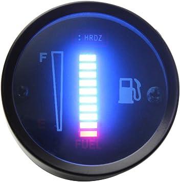 Digitale Tankanzeige Universal Auto Tankanzeige Kraftstoffanzeige Instrument