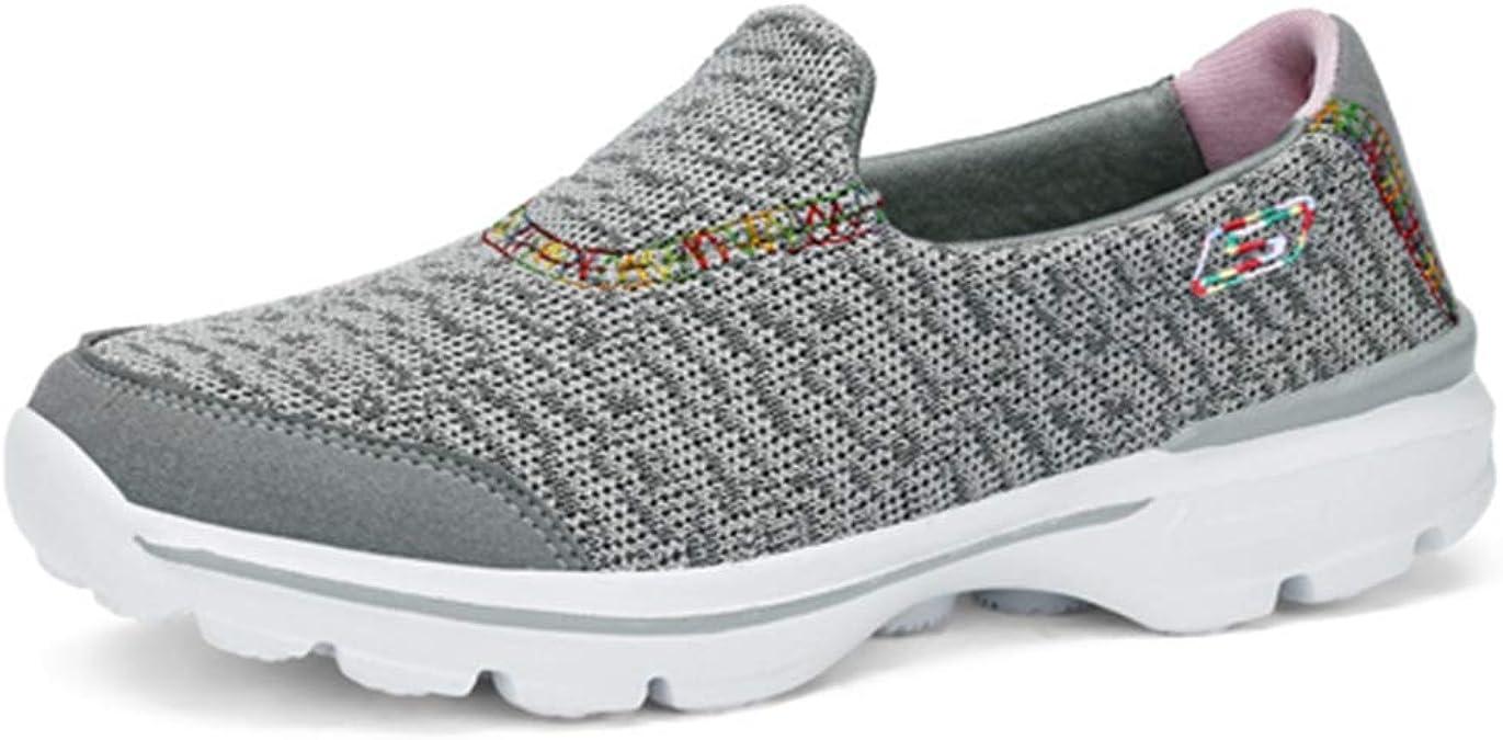 Zapatillas de Correr para Mujer Al Aire Libre Resbalón ...