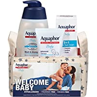 Aquaphor Baby Welcome Gift Set Value Size Pediatrician