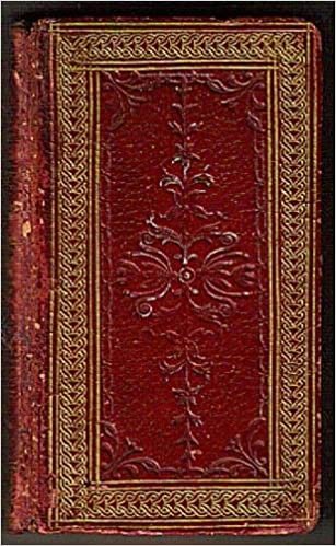New Testament [1818 miniature red leather edition]