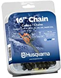 Husqvarna 531300437 16-Inch H30-66 (95VP) Pixel Saw Chain, .325-Inch by .050-Inch