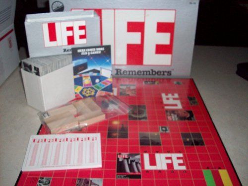 Life Magazine Remembers Family Board Game Game Game No. 83 (Nostalgic 5 Decade Span) by Selchow & Righter COmpany 34dc42