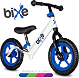 "Blue (4LBS) Aluminum Balance Bike for Kids and Toddlers - 12"" No Pedal Sport Training Bicycle for Children Ages 3,4,5,6. -  Bixe"