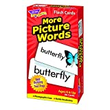 TREND ENTERPRISES INC. FLASH CARDS MORE PICTURE 96/BOX (Set of 12)