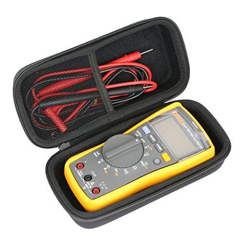 Khanka Hard Travel Case Replacement for Fluke 117/115 Digital Electricians True RMS Multimeter